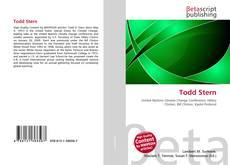 Buchcover von Todd Stern