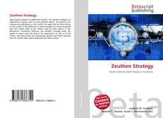 Portada del libro de Zeuthen Strategy