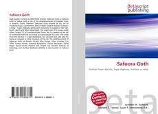 Bookcover of Safoora Goth