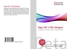 Bookcover of Saga 105. 2 FM, Glasgow