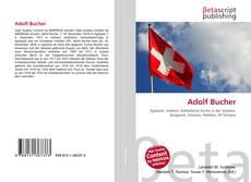 Buchcover von Adolf Bucher
