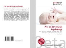 Copertina di Pre- and Perinatal Psychology