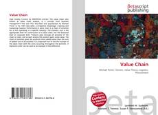 Bookcover of Value Chain