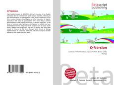 Bookcover of Q-Version