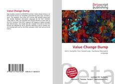 Capa do livro de Value Change Dump