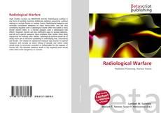 Bookcover of Radiological Warfare