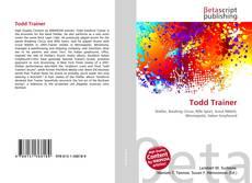 Buchcover von Todd Trainer