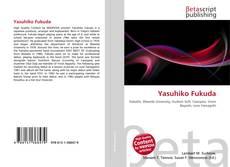 Bookcover of Yasuhiko Fukuda