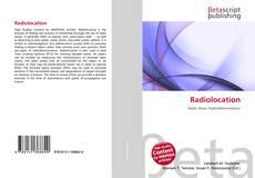 Capa do livro de Radiolocation