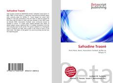Обложка Safradine Traoré