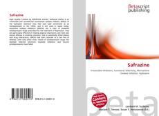 Bookcover of Safrazine