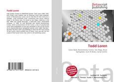 Capa do livro de Todd Loren