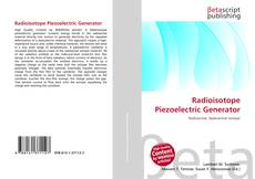 Bookcover of Radioisotope Piezoelectric Generator