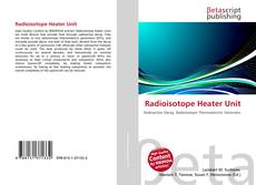 Radioisotope Heater Unit的封面