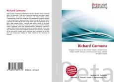 Richard Carmona kitap kapağı
