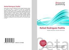 Portada del libro de Rafael Rodríguez Padilla