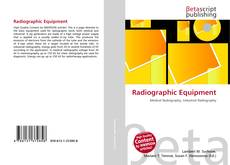 Radiographic Equipment kitap kapağı