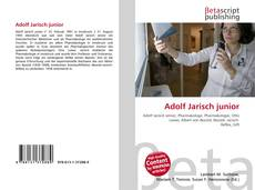 Обложка Adolf Jarisch junior