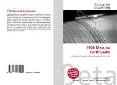 Bookcover of 1908 Messina Earthquake