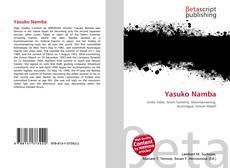 Portada del libro de Yasuko Namba