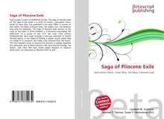 Portada del libro de Saga of Pliocene Exile