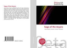 Saga of the Aryans的封面