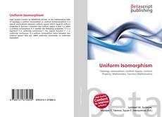 Buchcover von Uniform Isomorphism