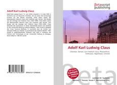 Buchcover von Adolf Karl Ludwig Claus