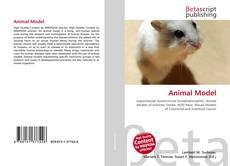 Animal Model的封面