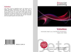 Bookcover of Valveless