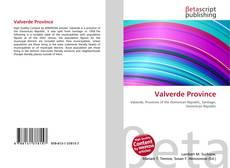 Couverture de Valverde Province