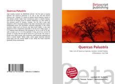 Capa do livro de Quercus Palustris