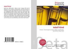 Bookcover of Adolf Kind