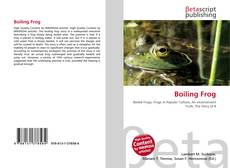 Bookcover of Boiling Frog