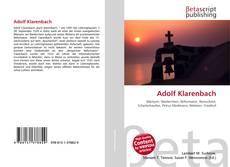 Couverture de Adolf Klarenbach