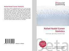 Couverture de Rafael Nadal Career Statistics