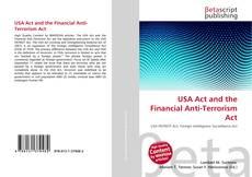 Обложка USA Act and the Financial Anti-Terrorism Act