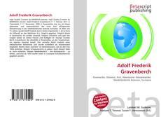 Buchcover von Adolf Frederik Gravenberch