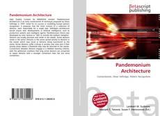 Buchcover von Pandemonium Architecture
