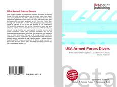 USA Armed Forces Divers kitap kapağı