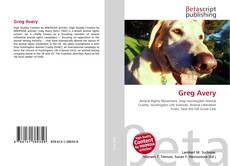 Bookcover of Greg Avery