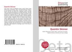 Buchcover von Quentin Skinner