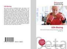 Bookcover of USA Boxing