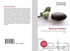 Capa do livro de Quercus Petraea