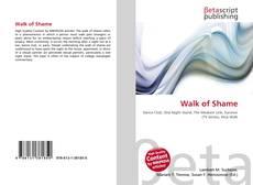 Buchcover von Walk of Shame