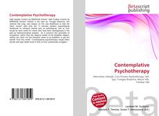 Bookcover of Contemplative Psychotherapy