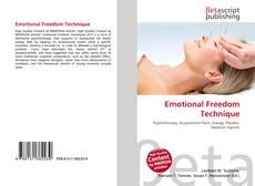 Portada del libro de Emotional Freedom Technique