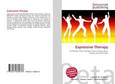 Copertina di Expressive Therapy