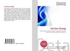 Bookcover of Yat-Sen Chang