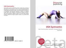 Borítókép a  USA Gymnastics - hoz